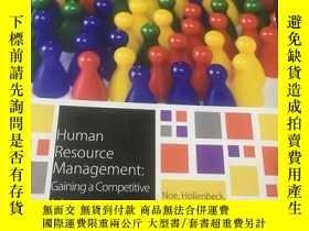 二手書博民逛書店Human罕見Resource Management:Gaini