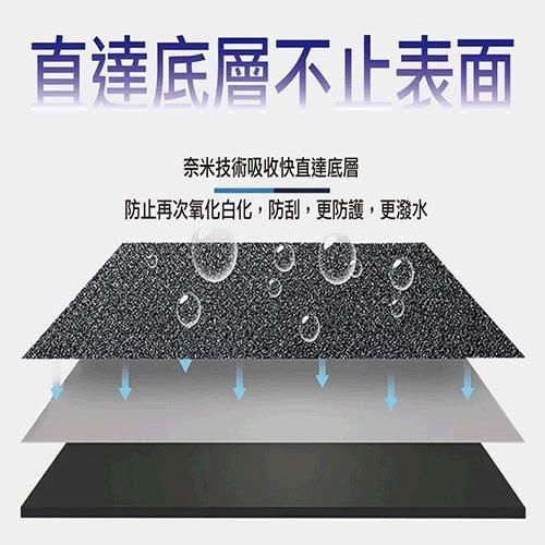 魔鍍奈米塑膠鍍膜劑