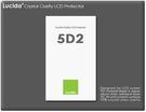 ★相機王★獨家首賣Lucida LCD保護貼﹝5D 2 專用﹞Canon 5D II現貨供應