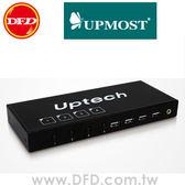 登昌恆 UPMOST KVM401UA 4-port USB電腦切換器 公司貨