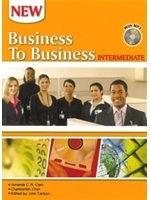 二手書博民逛書店《New Business to Business (Inter