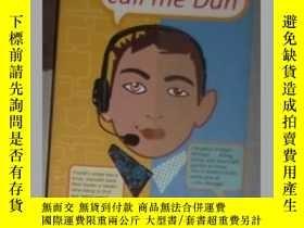二手書博民逛書店英文原版罕見Call Me Dan by Anish Trive