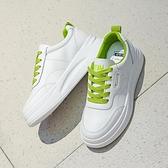 小白鞋女新款韓版百搭休閒鞋子透氣板鞋平底鞋皮面單鞋春夏季板鞋