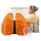 SOHO BACK M 舒活透氣雙背墊 安能背克Energy back 靠墊 靠腰墊 靠背墊 椅墊【生活ODOKE】