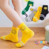 妙優童兒童襪子棉質寶寶襪子秋冬厚款男女童嬰兒襪子地板襪5雙裝