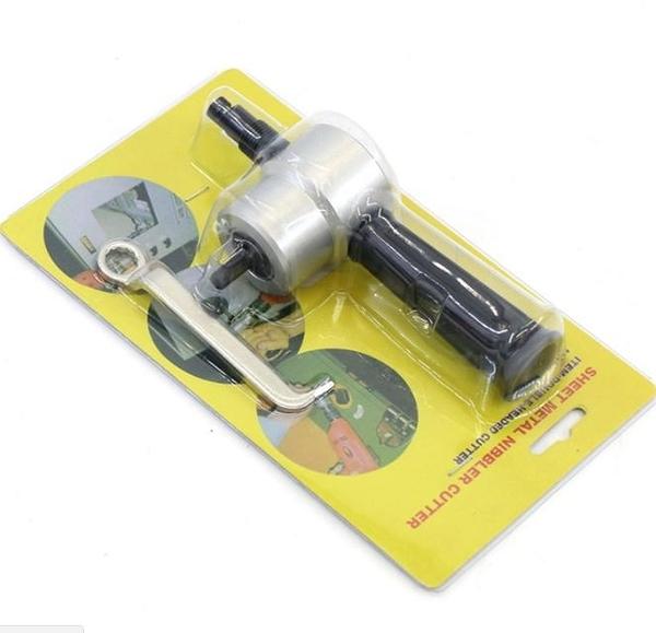 【NF347】60A雙頭金屬薄板切割器 鐵板切割機 切割鋸 鐵皮切割電沖剪音響改裝 雙頭金屬切割器
