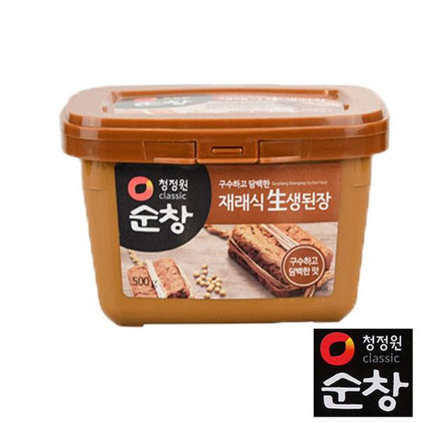 韓國 大象 韓式黃豆醬 大醬 (味噌) 500g 豆醬 黃豆醬 大醬湯 海帶味噌湯