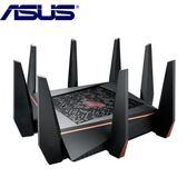 【遊戲連線最佳化】ASUS華碩 GT-AC5300 電競專用三頻分享器