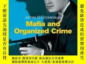二手書博民逛書店Mafia罕見And Organized CrimeY255562 James O. Finckenauer