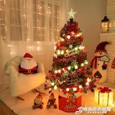 1.5米聖誕樹套餐 聖誕節裝飾店面裝飾品店鋪開業布置擺件豪華加密WD 時尚芭莎