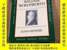 二手書博民逛書店THE罕見POETRY OF WILLIAM WORDSWORT