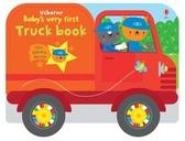 Baby's Very First Truck Book 寶寶的第一本卡車書