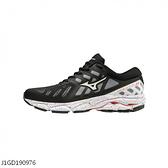 MIZUNO WAVE ULTIMA 11 [J1GD190976] 女鞋 慢跑 運動 休閒 輕量 透氣 舒適 緩衝 黑