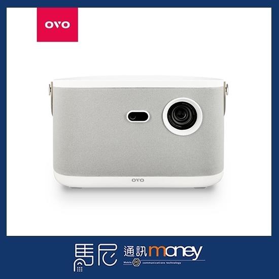 (免運)OVO 無框電視 K1 智慧投影機/高畫質投影機/自動對焦/支援HDR/K歌級音響/旗艦電視盒【馬尼】