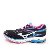 Mizuno Wave Connect W [J1GD154802] 美津濃 運動鞋 女 走路 跑步 慢跑  黑  粉紅
