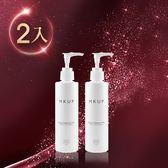 卸妝乳2入組★MKUP 美咖 舒敏深層卸妝乳