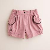 【金安德森】色紗斜紋萊卡超短褲