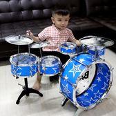 (交換禮物)兒童架子鼓初學者男女孩寶寶音樂玩具樂器仿真爵士鼓敲打鼓3-6歲