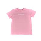 KANGOL 童裝 短袖T恤 粉紅色 背後袋鼠大LOGO 137G044104 noG43