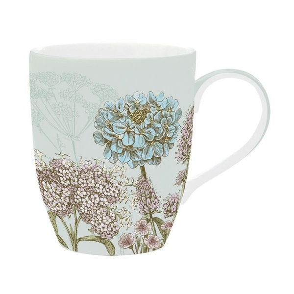 《齊洛瓦鄉村風雜貨》英國Easylife Botanica系列 馬克杯 咖啡杯2入組 對杯 結婚禮物