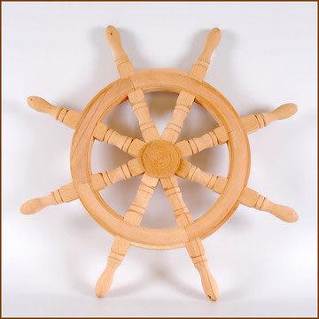 東陽木雕 裝飾 船舵