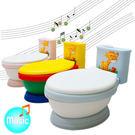 【長頸鹿音樂馬桶】兒童學習便器 仿真小馬桶 兒童馬桶 12種音樂 豪華版 媽咪寶貝 [百貨通]