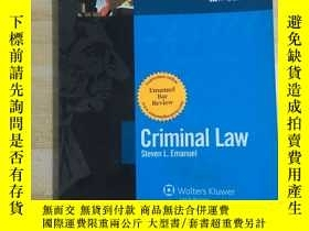 二手書博民逛書店Emanuel罕見Law OutlinesY177113 Emanuel Law Outlines Emanu