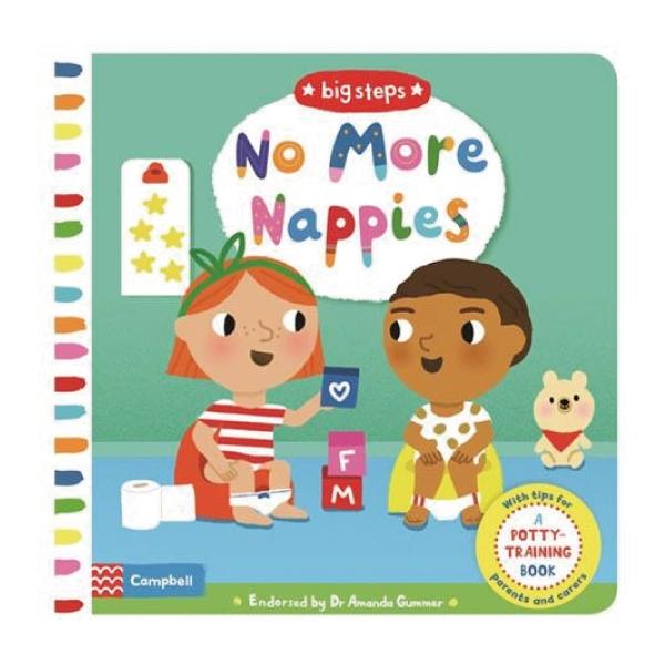 No More Nappies 不穿尿布-操作書