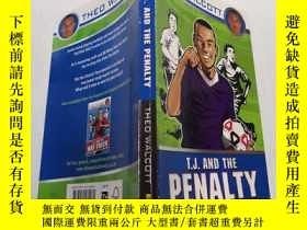 二手書博民逛書店tj罕見and the penalty:tj和處罰Y200392