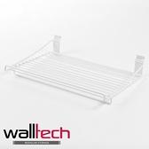 法國品牌 walltech 鐵網 W46CM 白色烤漆款