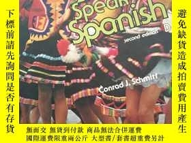 二手書博民逛書店Let s罕見Speak Spanish(第二版 D)Y1932