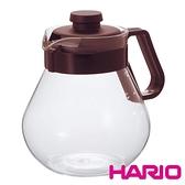【南紡購物中心】HARIO 球型兩用玻璃壺1000ml TCN-100CBR