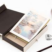 密碼本子多功能筆記本帶鎖的兒童日記本成人創意小清新復古文藝記事本七夕情人節
