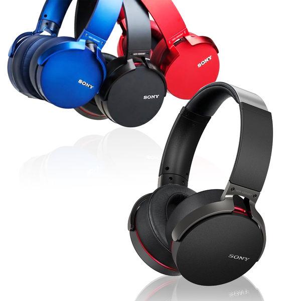【WowLook】送收納盒SONY MDR-XB950BT 重低音 耳罩式藍牙無線耳機 / XB650BT