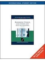 二手書博民逛書店 《Business Ethics, International Edition》 R2Y ISBN:0324657870│MarianneM.Jennings