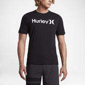 Hurley DRI-FIT ONE & ONLY SURF SHIRT 衝浪T恤-DRI-FIT-黑(男)
