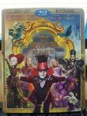 影音專賣店-Q03-003-正版BD【魔境夢遊:時光怪客 3D+2D雙碟 有外紙盒】-藍光電影 迪士尼(直購價)