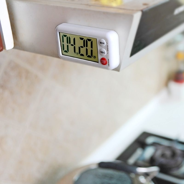 店長推薦 日本廚房定時器提醒器學生倒計時電子鬧鐘正倒計時器秒表記時器