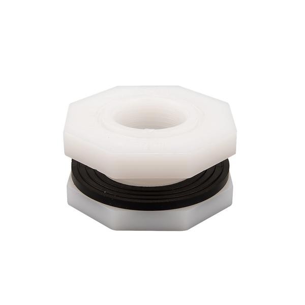 【 久統生活 】水桶接頭-PE-1-1/2英吋