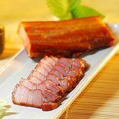 宜蘭名產-王老五天然甘蔗煙燻臘肉年節伴手禮(350g)