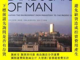 二手書博民逛書店The罕見Landscape of Man: Shaping t
