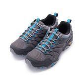 MERRELL MOAB FST 2 GORE-TEX 防水戶外鞋 灰/藍 ML77449 男鞋