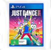 (現貨) PS4 舞力全開 2018 Just Dance 2018 亞版中文版