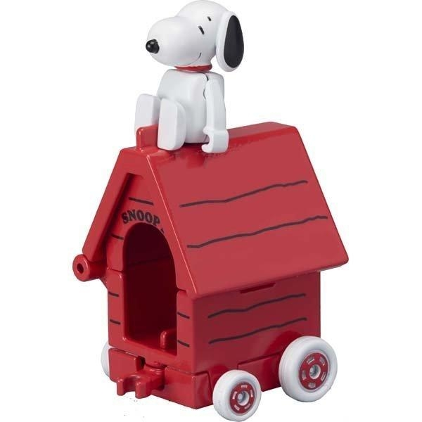 TOMICA 夢幻 Ride On 騎乘系列 R01 史努比 Snoopy TM88727迪士尼小汽車