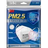 3M 9501 PM2.5空污微粒防護口罩-一般型【愛買】