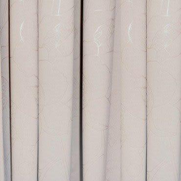 采葉雙層遮光窗簾 寬290x高240cm