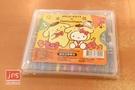 Hello Kitty 凱蒂貓 布丁狗 12色盒裝旋轉蠟筆 蝴蝶結