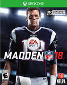 X1 Madden NFL 18 勁爆美式足球 18(美版代購)