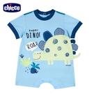 chicco-快樂恐龍-立體造型短袖兔裝