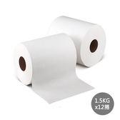 【五月花】擦手紙1.5kg*12捲-捲筒式